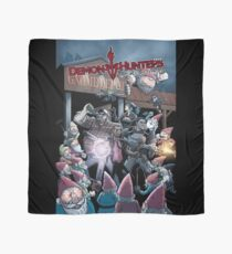 Demon Hunters: A Comedy of Terrors Scarf