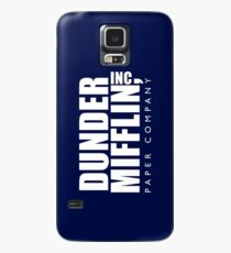 Dunder Mifflin Inc. Case/Skin for Samsung Galaxy