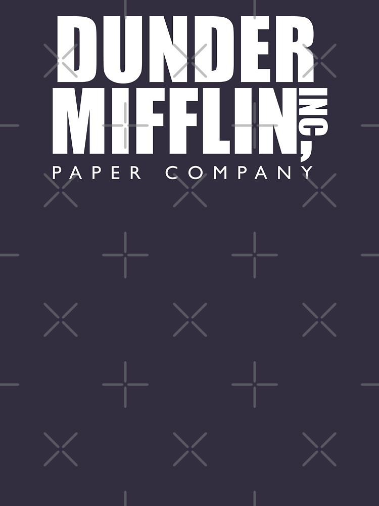 Dunder Mifflin Inc. de drtees