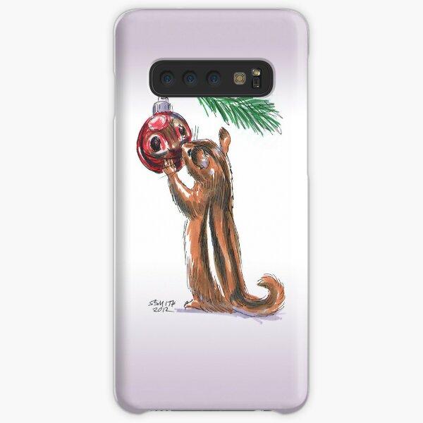 Holiday Critters - Chipmunk Samsung Galaxy Snap Case