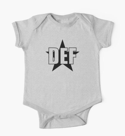 DEF STAR Kids Clothes