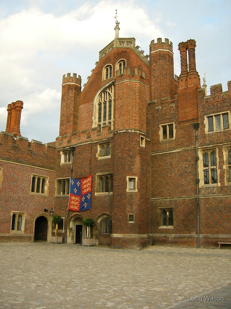 The Great Hall - Hampton Court Palace by Lucy Wilson
