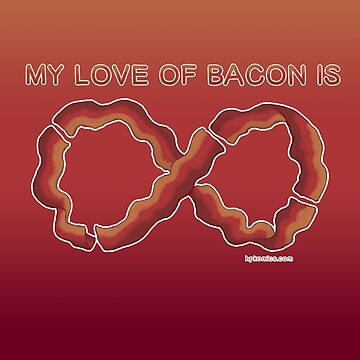 Baconfinity by hpkomic