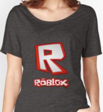 Roblox R Logo Women's Relaxed Fit T-Shirt