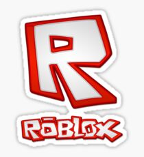 Roblox R Logo Sticker