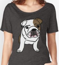 dog / chien Women's Relaxed Fit T-Shirt