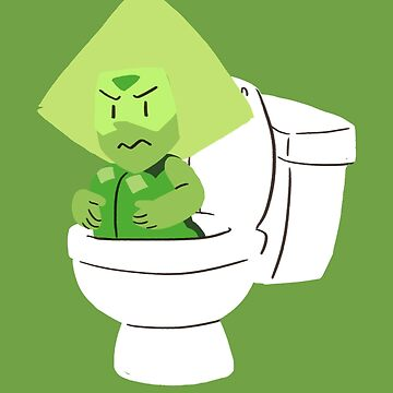 Toilet Gem by VeloursRose
