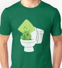 Toilet Gem Unisex T-Shirt