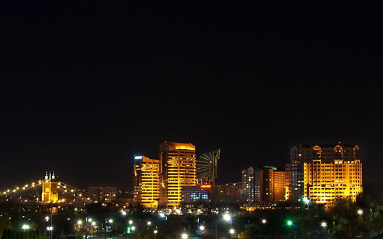 Kentucky skyline 3 by Phil Campus