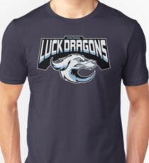 Fantasia Luck Dragons Unisex T-Shirt