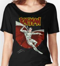Kaliman Women's Relaxed Fit T-Shirt