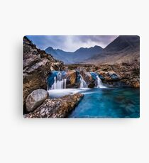 Fairy Pools Dreamscape Canvas Print