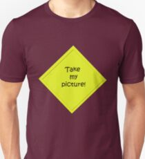 take my picture T-Shirt