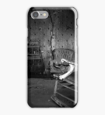 Rocking Chair iPhone Case/Skin