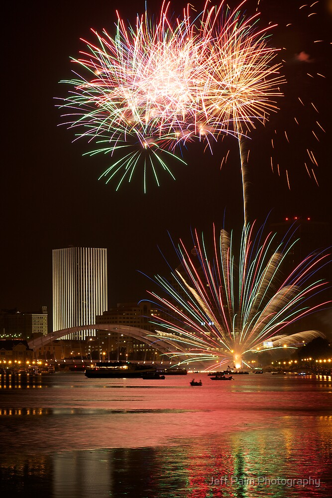 Fourth of July, Rochester NY by Jeff Palm Photography