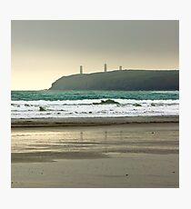 Tramore Beach Photographic Print