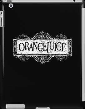 Orangejuice by Ryan Sawyer