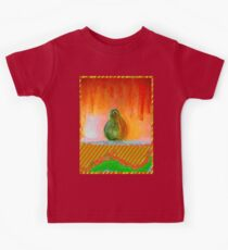 """Enhanced Pear"" Kids Tee"