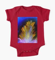 """""""Peacock Feather""""  One Piece - Short Sleeve"""
