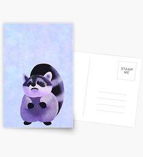 Rascal the Raccoon Postcards