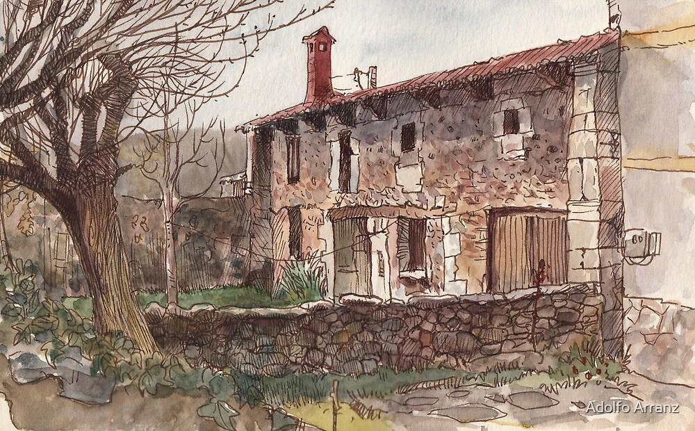 Camporredondo by Adolfo Arranz