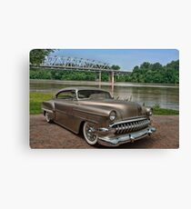 1954 Chevrolet Street Rod  Canvas Print