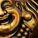 Beaming Buddha  by Nicoletté Thain Photography