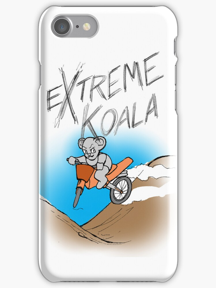 Extreme Koala- Motorcross by Colin Wells