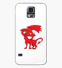 Red Dragon Case/Skin for Samsung Galaxy