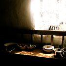 summer kitchen by kchamula