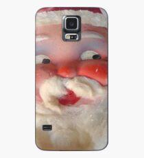 Zombie Santa Ho Ho Ho Case/Skin for Samsung Galaxy