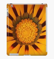 Yellow And Brown Flower iPad Case/Skin