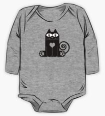 LOVE CAT One Piece - Long Sleeve