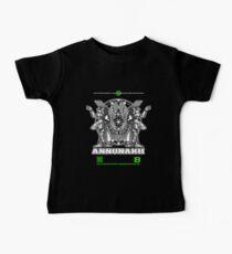ANNUNAKII - DEC 2012 - OFFICIAL MERCH Baby Tee
