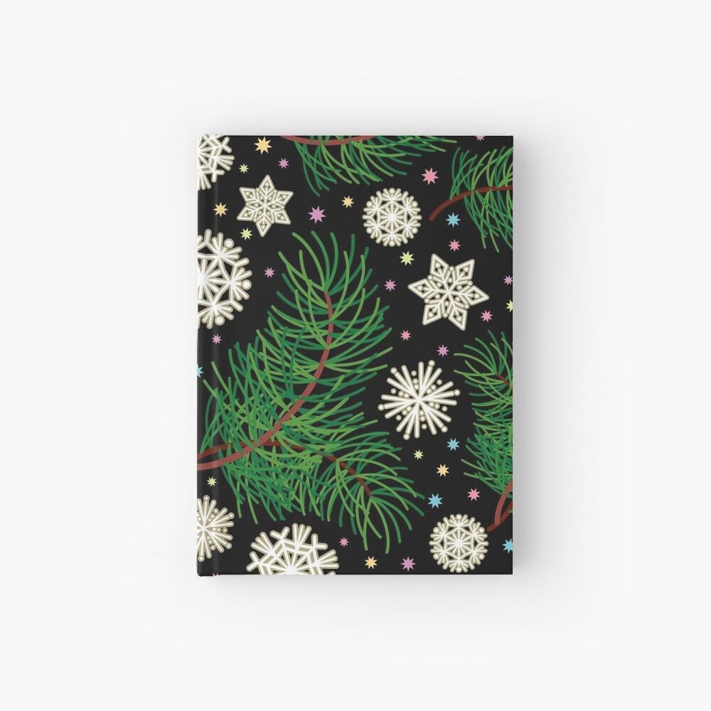 Christmas Mood Hardcover Journal