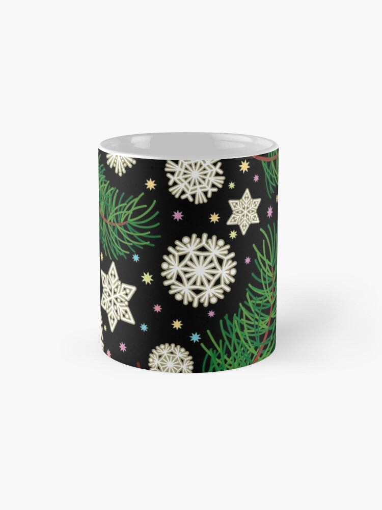 Alternate view of Christmas Mood Mug
