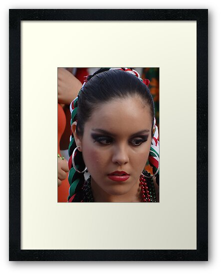 Mexican Beauty - Belleza Mexicana by Bernhard Matejka