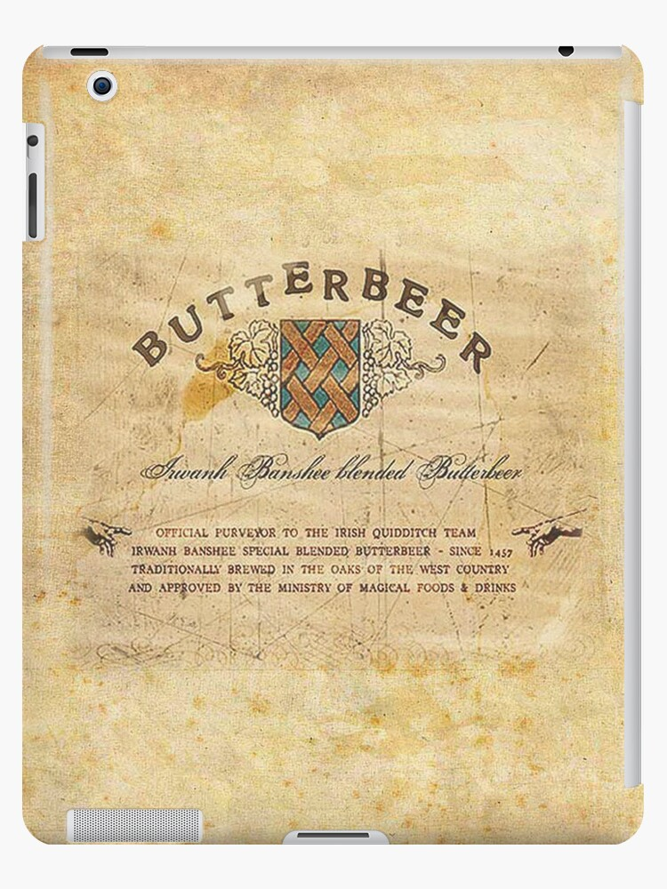 Butter Beer Labels by EF Fandom Design
