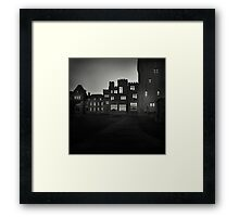 Darkness Framed Print
