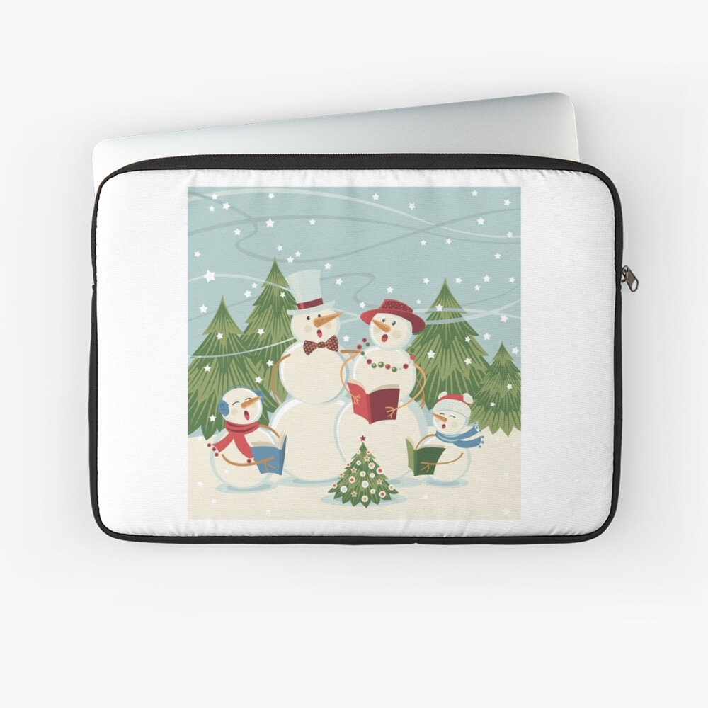 Christmas Song Laptop Sleeve
