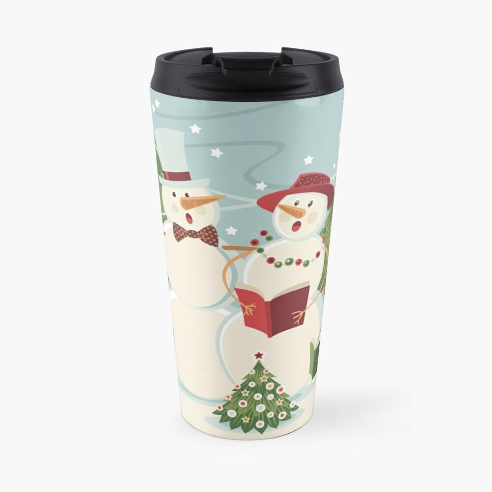 Christmas Song Travel Mug