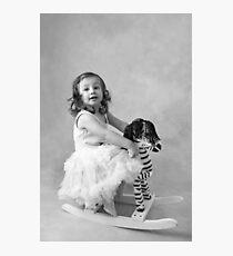 Sweet innocence Photographic Print