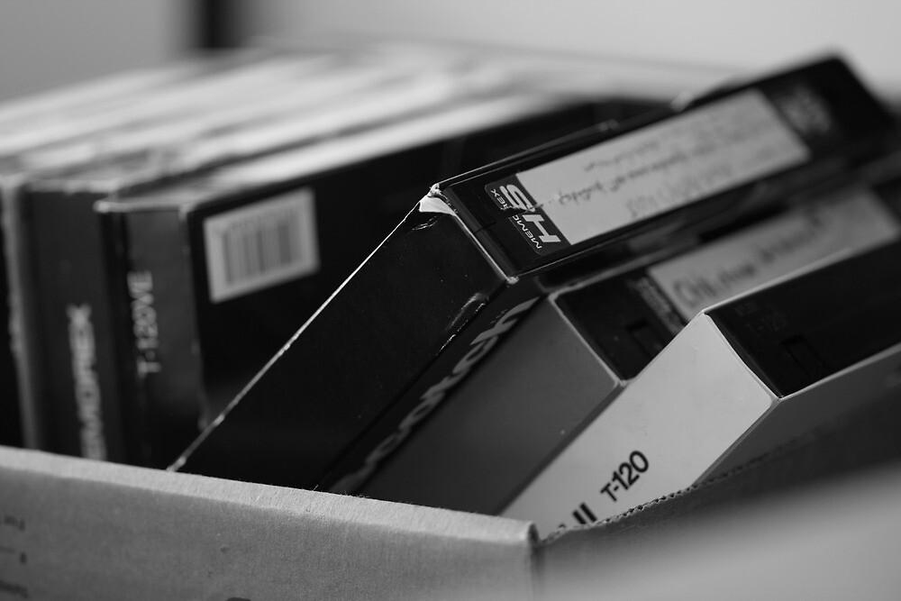 Old Media by Lynn Gedeon