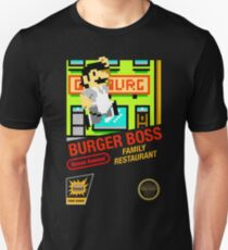 Burger Boss Unisex T-Shirt