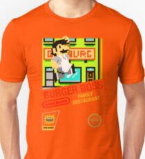 Burger Boss T-Shirt