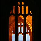 Fountains Abbey Window by mps2000