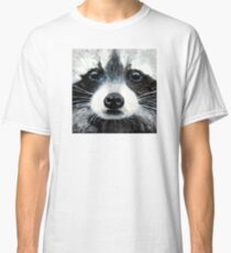 Winter Sky Eyes Classic T-Shirt