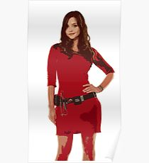 Oswin, The Impossible Girl Poster