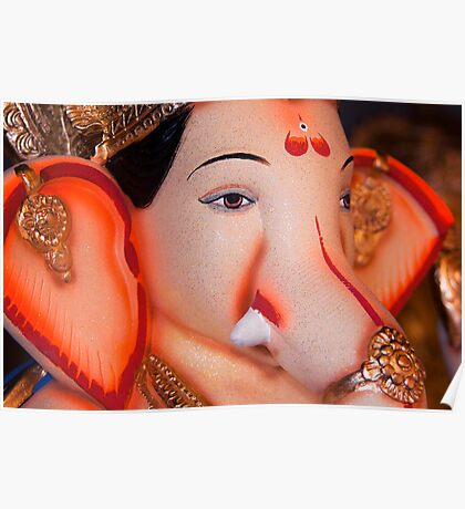 Moods of Lord Ganesh #5 Poster
