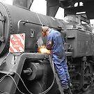 Locomotive Restoration by mps2000